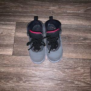 Jordan shoes (toddler girl) size 10c